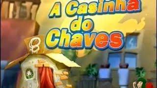 Chaves em Desenho Animado - A casinha do Chaves (1ª temporada)