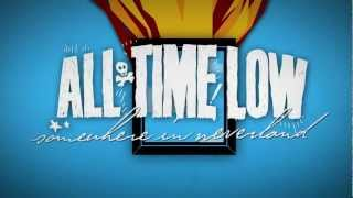 All Time Low - Somewhere In Neverland (Lyric Video)
