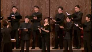Tu solus qui facis mirabilla (Conductor: Yun-Hung CHEN, Performance:Taipei Chamber Singers)