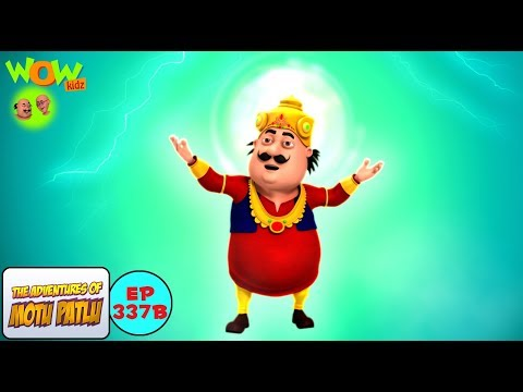 Xxx Mp4 Motu Ka Insaaf Motu Patlu In Hindi 3D Animation Cartoon For Kids As Seen On Nick 3gp Sex