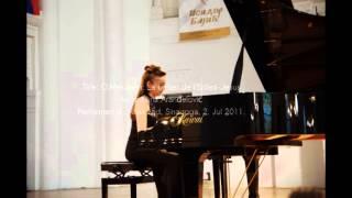 O.Messiaen: La baiser de l'Enfant-Jesus