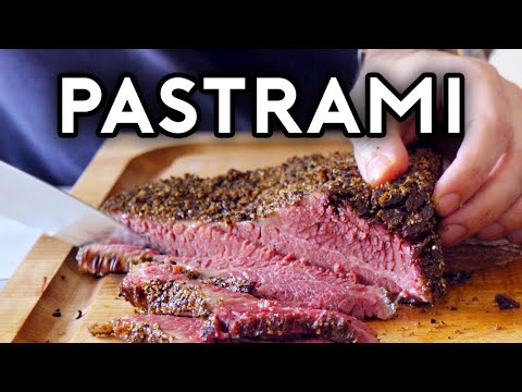 Binging with Babish Pastrami from When Harry Met Sally