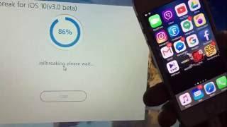 Pangu iOS 10 JAILBREAK guide - First time