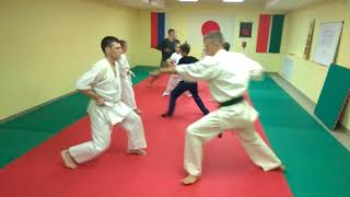 Shikon Karate-1 (Underground Crossroads kazan fight club).