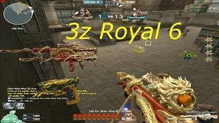 [ Bình Luận CF ] M82A1-Eternal Dragon - Tiền Zombie v4