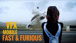 Fast & Furious Green Screen Video Effects PowerDirector 2019 Hollywood Movies VFX On Mobile Sample
