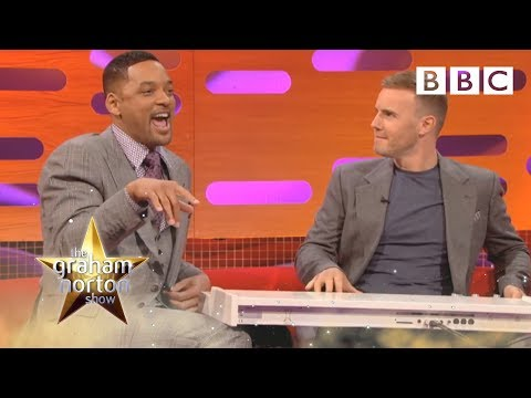 watch Will Smith and Gary Barlow Do 'The Fresh Prince of Bel-Air' Rap - The Graham Norton Show - BBC One