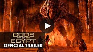 Gods of Egypt Official Trailer #1 2017-  Gerard Butler, Brenton Thwaites Movie HD (RRT)