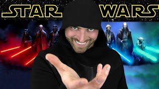 50 AMAZING Facts About STAR WARS!