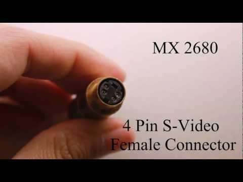 Xxx Mp4 How To DIY S Video Connectors 3gp Sex