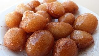 Loukoumades Recipe | Sweet Fried Dough