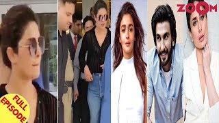 Priyanka Hides Her Engagement Ring | Alia, Ranveer & Kareena In Karan Johar