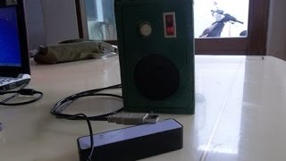 How to make mini portable speaker for under 3 dollar  PAM8403