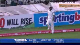Ian Bell's run out against India  - Dhoni calls him back | India vs England 2nd Test 2011