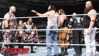 WWE's most dominant groups collide: Raw, December 7, 2015