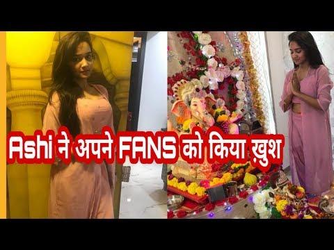 Xxx Mp4 Yeh Un Dinon Ki Baat Hai Ashi Singh ने अपने Fans को किया खुश 19 September 2018 Today Update 3gp Sex
