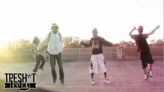 The Official Hella Saucy Dance Video ! (Yiking + ALL IN) - Priceless Da ROC | TPE | Turf Feinz