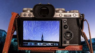 STAR TRAILS will change your night photography