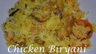 CHICKEN BIRYANI (Filipino)