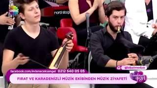 Fırat ve Karadenizli ekibinden müzik ziyafeti