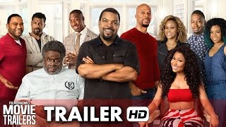 Barbershop: The Next Cut Official Trailer #1 (2016) - Ice Cube Movie [HD]
