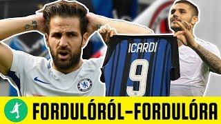 Az Inter legyőzte a Milant! Kikapott a Chelsea! | Tiki-Taka FF