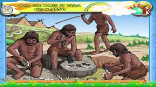 Stone Age Tools and Weapons | Stone Age Tools and Weapons For Kids | History | Grade 3
