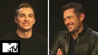 James & Dave Franco On What They Love About Each Other & Funniest Moments | MTV Movies
