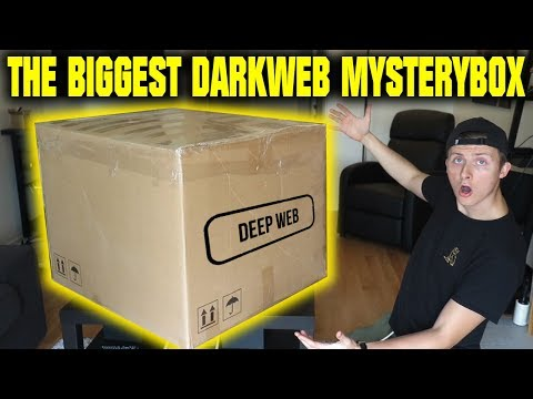 Xxx Mp4 THE WORLDS BIGGEST DARK WEB MYSTERY BOX OPENING WE FIND SOME SCARY STUFF 3gp Sex