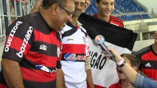 Flamengo goleia o Avaí na Arena das Dunas por 3 x 0