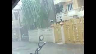 First shower of season-10-6-2012 at my village kudsad