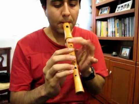 Beethoven Virus CANCIÓN COMPLETA Flauta dulce