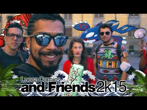 Download Lucca Comics and Friends - GhillyComics HD Mp4 3GP Video and MP3