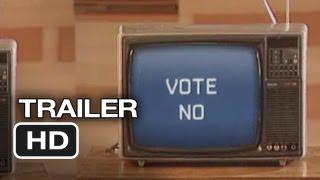 No Official Trailer #1 (2013) - Gael García Bernal Movie HD