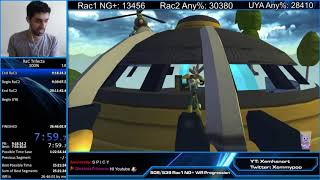 [World Record] Ratchet and Clank 100% Trifecta Speedrun in 21:58:03 (Part 1/3)