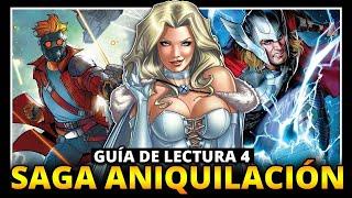 ¿Como Leer Thor: Ragnarok? ¡Guía de lectura 4!
