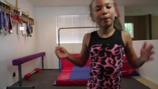 Favorite skills in gymnastics | Hunter in the Gym