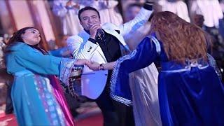 عرس رائع و جميل مع أجمل الأغاني الشعبية مع طهور في عرس شعبي - Tahour Morocco Chaabi Dance
