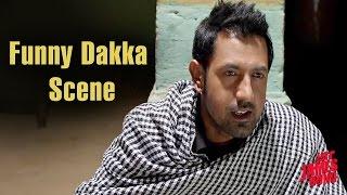 Funny Dakka Scene - Punjabi Comedy | Gurpreet Ghuggi | Jatt James Bond