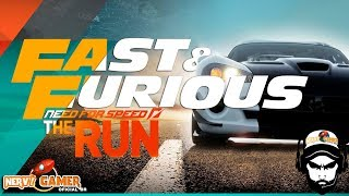 Need for Speed The Run - The Movie - O Filme - Fast and Furious 8