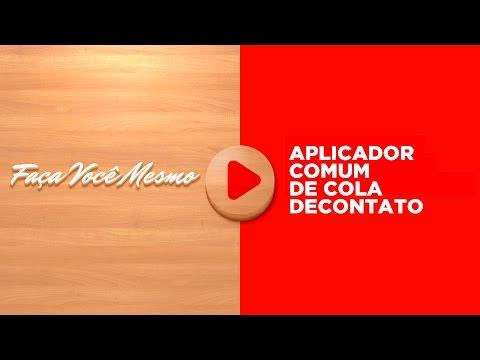 Aplicador de Cola de Contato em MDF Elias Leão