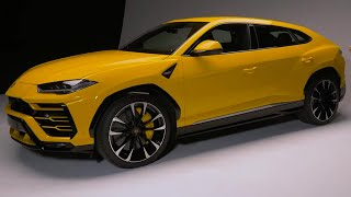 Lamborghini Urus Walkaround - Top Gear