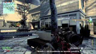 MW3 Sniper Live commentary | Je suis de retour !