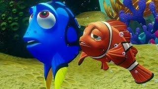 Disney Infinity 3.0 - Finding Dory Playset Walkthrough Part 1 - Morro Bay
