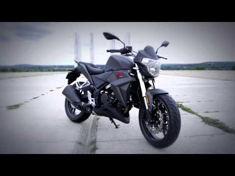 MAGPOWER R stunt 125 cm3 Version 2. Vidéo officielle
