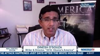 Malzberg   Dinesh D'Souza discusses Loretta Lynch