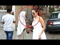 Malaika Arora Khan Ignores An Old Lady Beggar