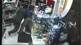 Unlucky robberies