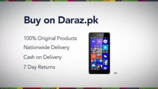 Microsoft Lumia 540 Specifications - Daraz.pk