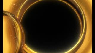 frame  golden , Animated Background,free video download